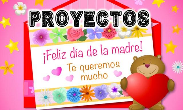 Proyectos para el dia de la madre