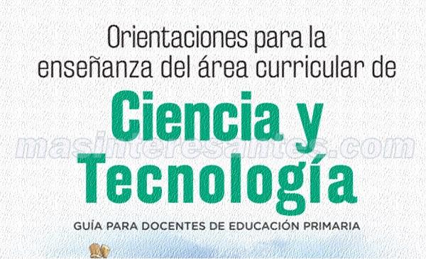 enseñanza de ciencia y tecnología