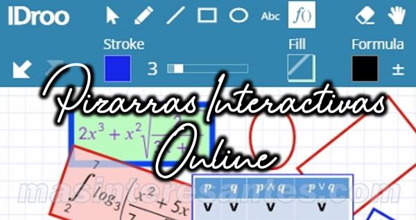 pizarras interactivas online
