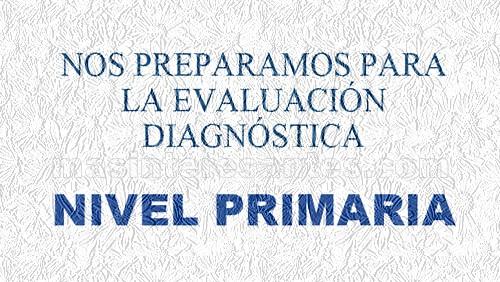 Evaluación diagnóstica en el nivel primario