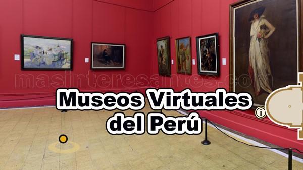 Museos virtuales del Perú
