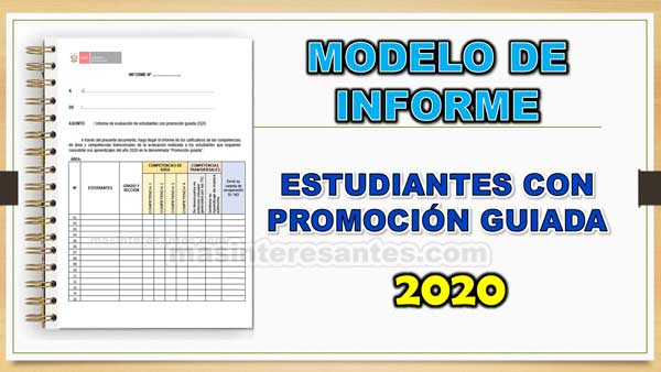 Modelo de estudiantes con promoción guiada 2021