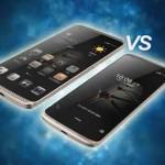 ZTE Axon Elite vs ZTE Axon Mini